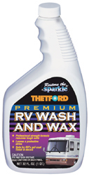 RV Wash & Wax 32 oz.