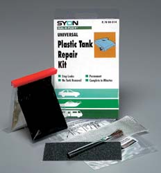 A P Products Plastic Tank Repair Kit