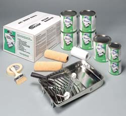 Rv Rubber Roof Coating Kit