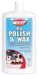 RV Po  lish & Wax 32 oz.