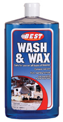 Wash & Wax 32 oz.