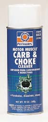 Carb and Choke Cleaner