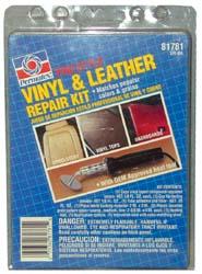 Pro Style Vinyl Amp Leather Repair Kit