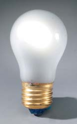 2,000 hour RV Light Bulb, 100 watt, 130 volt