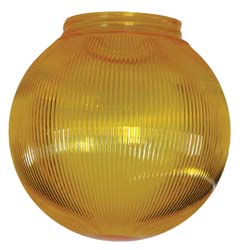 Replacement Globe Yellow