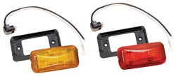 RV Clearance LED #37 Amber