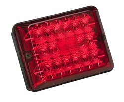 RV LED Taillight Stop-Tail-Turn w/ Black Case - 86 Series