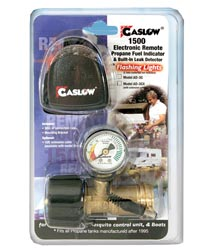 RV Gaslow Electronic Remote Propane Fuel Indicator