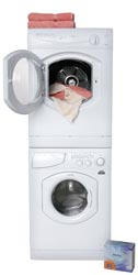SPLENDIDE RV WASHER DRYER STACK KIT