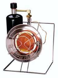 SINGLE COOKER PROPANE HEATER