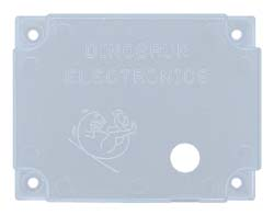 Replacement Ignitor Board Cover - Small