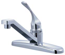 RV Kitchen Faucet,Single Lever, 8