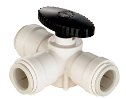 "3-Way Bypass Valve, 1/2"" CTS"