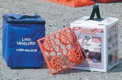 RV Levelers 4 Pack by Lynz Levelers