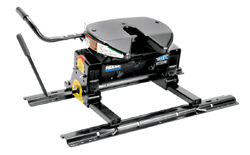 Reese Fifth Wheel Hitch, 20K Select Plus Kwik Slide 30084