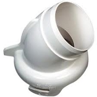 Thetford Curved Hose Adapter -Mfr # 01665