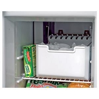 Ice Bin; Replacement For Norcold 1200/ 1210 Series Refrigerator; White