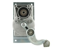 Kwikee Entry Step Motor/ Gearbox Upgrade; Replacement Part For Series Steps 22/ 23/ 28A/ 30/ 32/ 33/ 34/ 35/ 36/ 38/ 40; With Gear/ A Linkage Curved