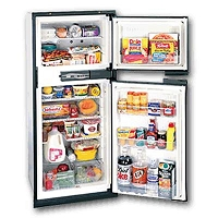 Norcold RV Refrigerator N641.3R Gas Absorption  3-Way 6.3 Cu Ft., No Ice Maker
