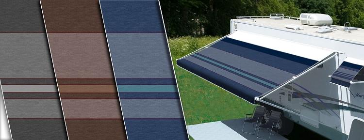 Carefree Premium Vinyl Replacement Rv Awning Fabrics