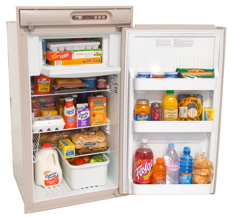 Norcold 2 7 cu ft rv refrigerator - Rv kitchen appliances ...