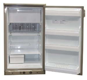 Compact 5 Cubic Ft Dometic Rm2510 2r Rv Refrigerator