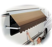 A&E Elite Tall Window Awnings