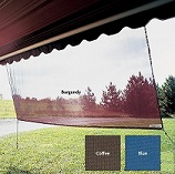 A&E Awning Patio Shades