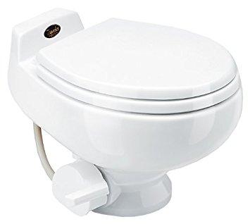 Dometic RV Toilet Sealand Traveler 511H White Low Profile 302651101