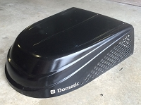 Dometic 3308047.038 Black Bigbird Shroud Camper Trailer RV