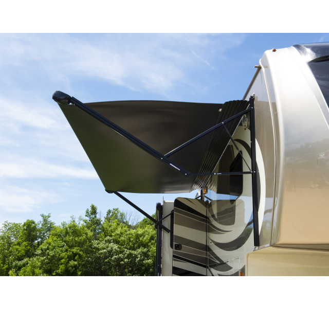 Lippert Solera Powered And Hybrid Standard And Xl Rv Awnings