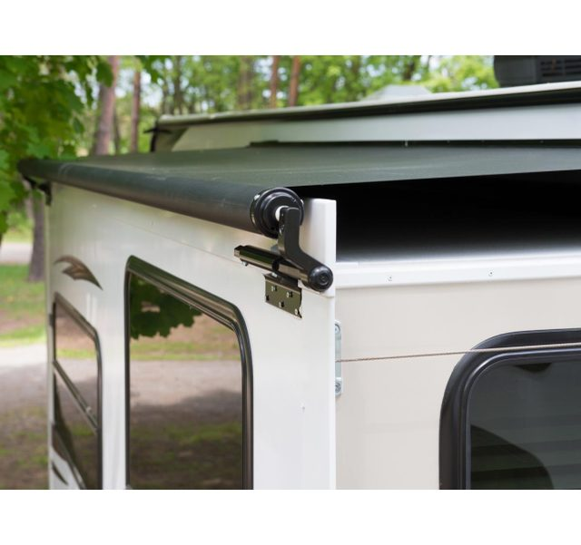 Lippert Solera LCI RV Slide Out Awnings Product Images Video