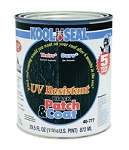 Camper Roof Patch & Coat-Black 1 Quart