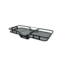 Rola 56 Inch x 23 Inch x 5-1/4 Inch Trailer Hitch Cargo Carrier
