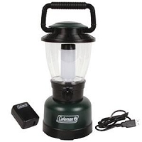 COLEMAN CAMPSITE ACCESSORIES RV; Rugged Rechargeable 400L LED Lantern