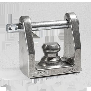 Gooseneck Trailer Lock >> Bulldog Coupler Lock