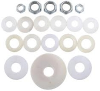 Tow Bar Washer Replacement Kit
