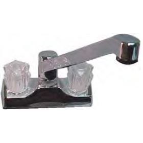 Chrome Finish Rv Kitchen Faucet Rvpartscountry