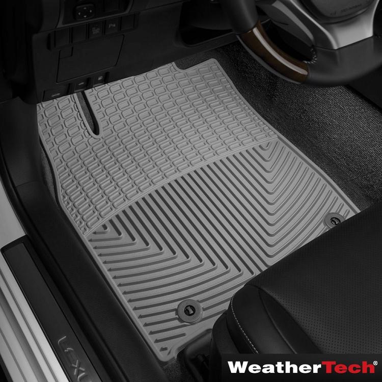 weathertech floor mat lexus toyota. Black Bedroom Furniture Sets. Home Design Ideas