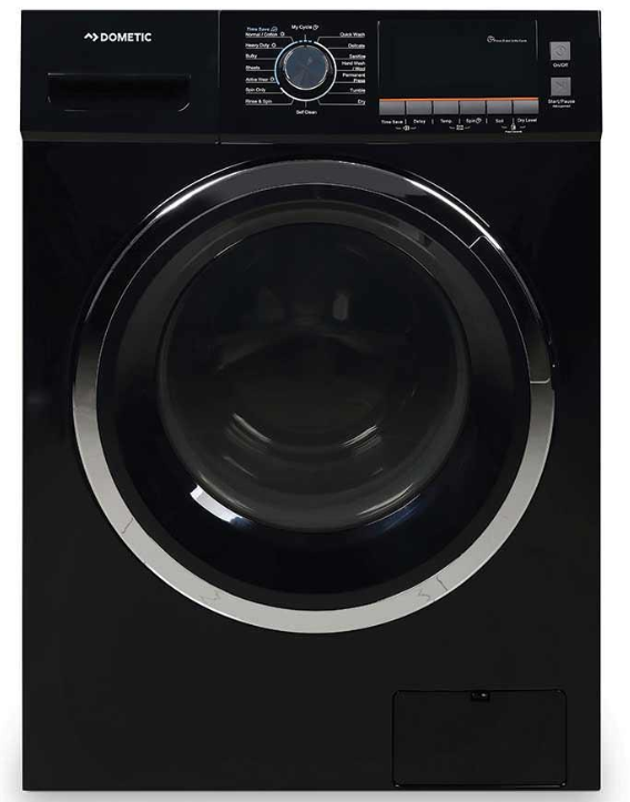 Dometic Washer And Dryer Combo Ventless Black