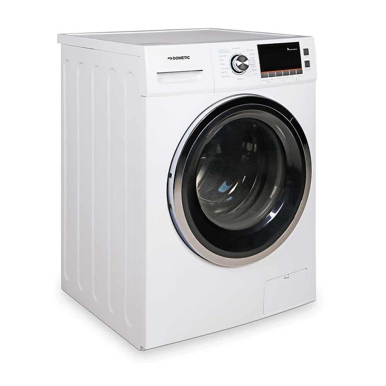 dometic washer and dryer combo ventless white
