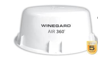 winegard combination satellite with digital sensor