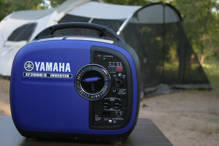Yamaha Ef2000is Portable Generator