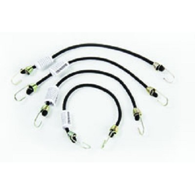 10 Quot 4 Pack Mini Bungee Cords