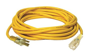 Extension Cord Mighty Cord Tm 3 Prong Single Outlet