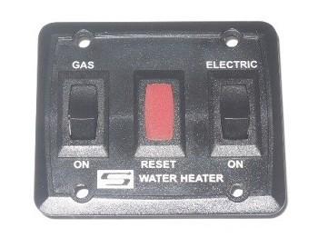 Dual Water Heater Power Switch Black Sw6del Sw10del