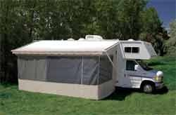 Rv Screen Rooms Amp Accessories By Carefree