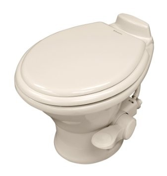 Dometic 311 Bone Low Profile RV Toilet