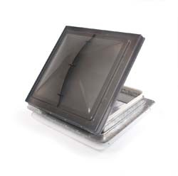 Rv Replacement Vent Lid For Ventline Elixir Smoke Tint