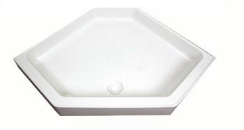Shower Pan Better Bath Neo Angle 32 Inch X 32 Inch